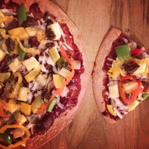 Gluten Free Vegan Thin Crust Pizza Recipe