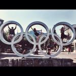 Yoga in the Olympic Rings at Wanderlust Whistler 2014